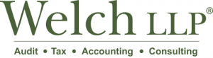 Welch LLP customer accounting